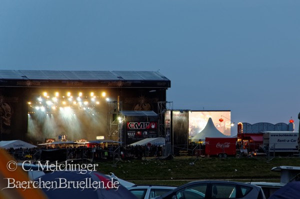 Summer Breeze Foto - Samstag 2015