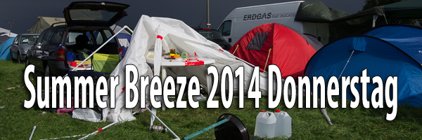 Summer Breeze 2014 Donnerstag Artikelbild