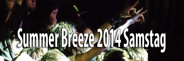 Summer Breeze 2014 Samstag Artikelbild