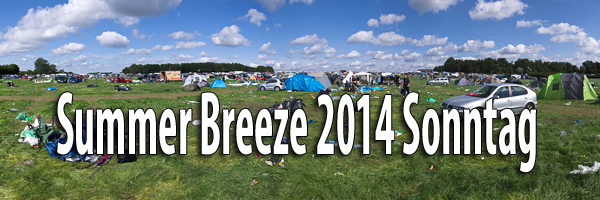 Summer Breeze 2014 Sonntag Artikelbild