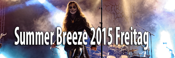 Summer Breeze 2015 Freitag