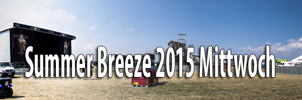 Summer Breeze 2015 Mittwoch