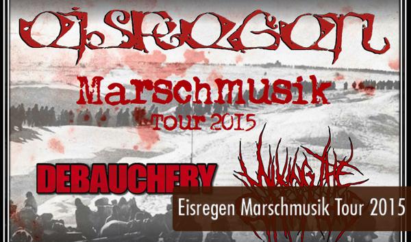 Marschmusik Tour
