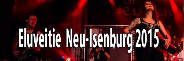 Fotos Eluveitie Neu-Isenburg 2015