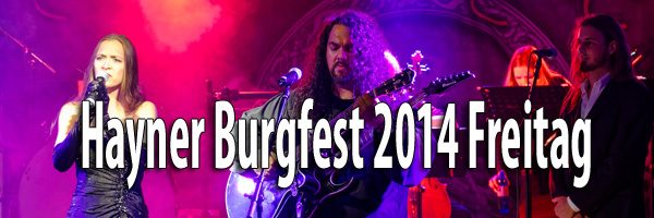 Fotos Hayner Burgfest 2014 Freitag