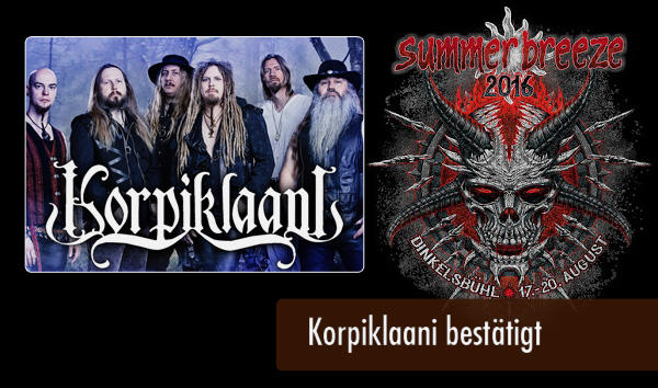 Summer Breeze 2016 Korpiklaani