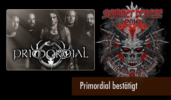Summer Breeze 2016 Primordial