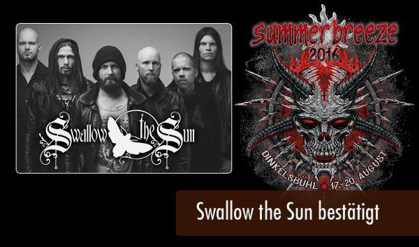 Summer Breeze 2016 Swallow the Sun