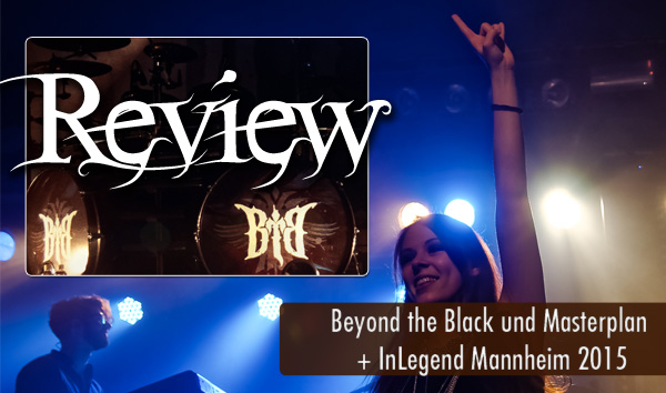 Artikelbild Beyond the Black Mannheim 2015 Review