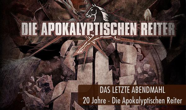 Artikelbild Die Apokalyptischen Reiter 20 Jahre