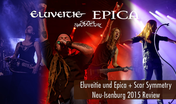 Artikelbild Eluveitie Epica Scar Symmetry Neu-Isenburg 2015
