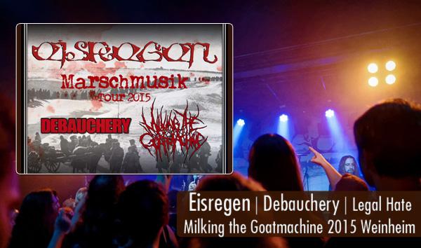 Artikelbild Marschmusik Tour Weinheim Review