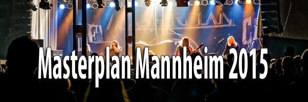 Fotos Masterplan Mannheim 2015