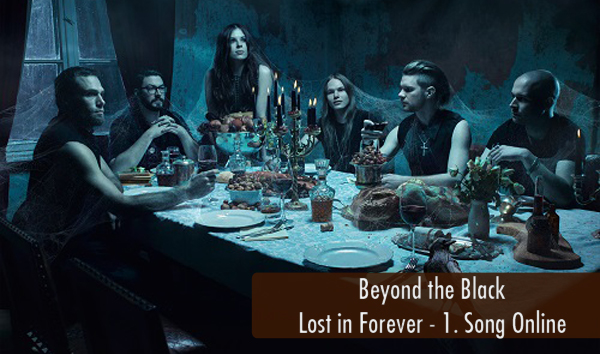 Beyond the Black Lost in Forever 1. Song Online