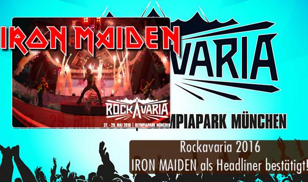 RAV16 - Iron Maiden als Headliner bestätigt