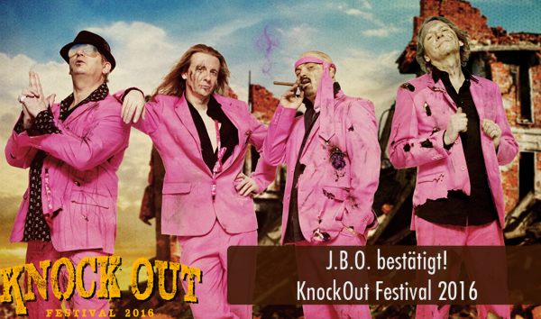 Knock Out Festival 2016 - JBO