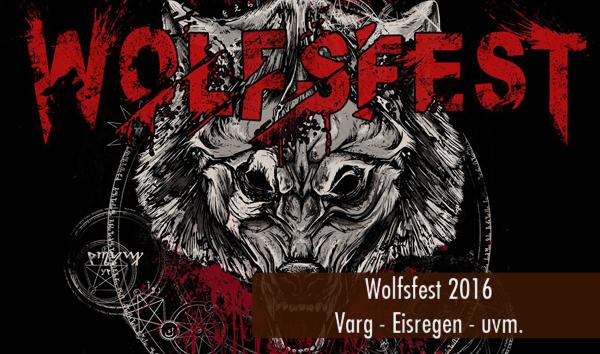 Wolfsfest 2016