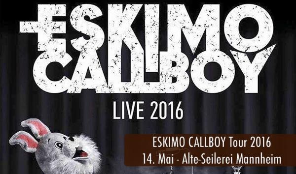 Eskimo Callboy Tour 2016 Artikelbild