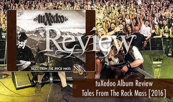 Artikelbild Album Review tuXedoo Tales From The Rock Mass
