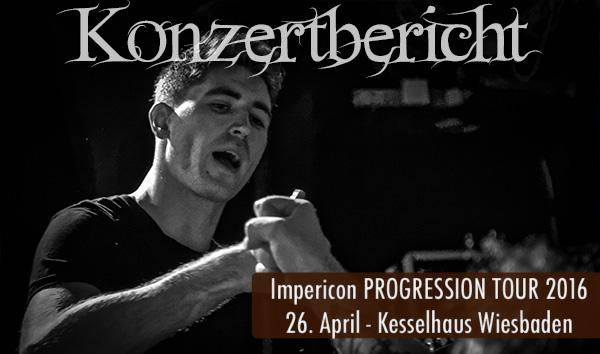 Artikelbild Progression Tour 2016