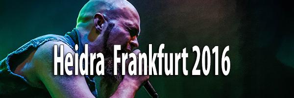 Heidra Frankfurt 2016 Fotos