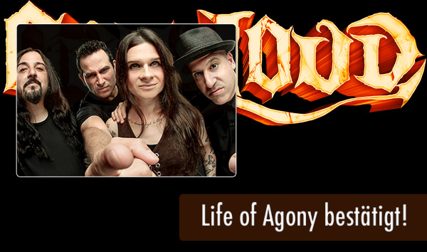 Out and Loud 2016 - Life of Agony
