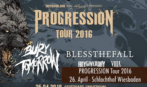Progression Tour 2016 Artikelbild