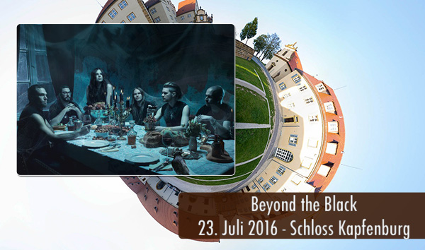 Beyond the Black - Schloss Kapfenburg 2016