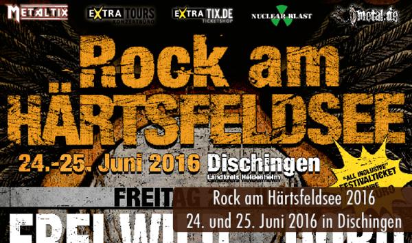 Rock am Härtsfeldsee 2016 Artikelbild