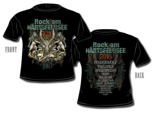 Rock am Härtsfeldsee 2016 Merchandise 2