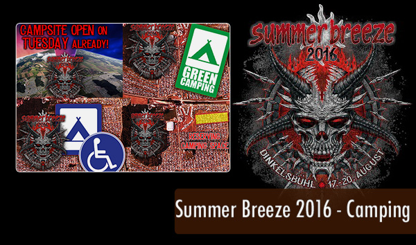 Summer Breeze 2016 Camping Artikelbild