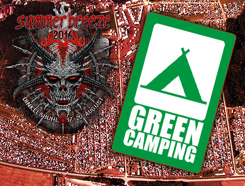 Summer Breeze 2016 Green Camping 2016