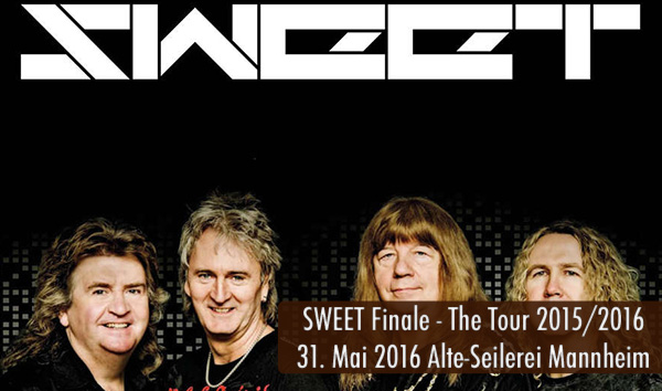 Sweet Alte Seilerei Mannheim 2016 Artikelbild