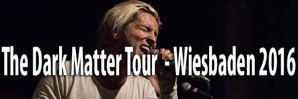 The Dark Mater Tour Wiesbaden 2016 Fotos