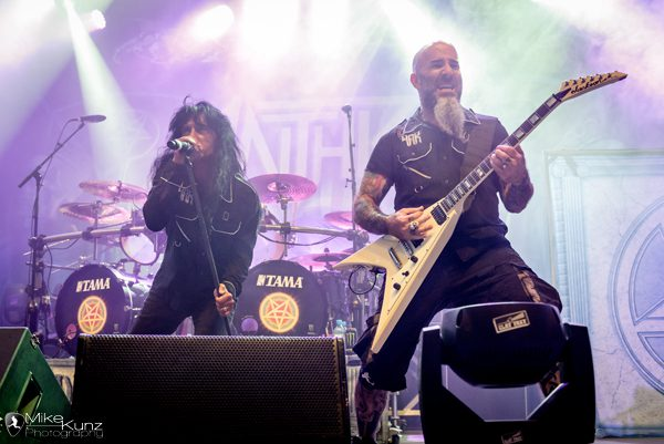 Anthrax - Zeltfestival 2016 Mannheim