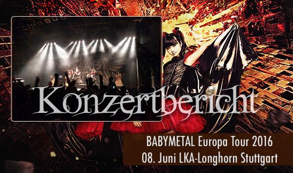 Artikelbild Babymetal Stuttgart 2016 Konzertbericht