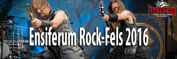 Fotos Ensiferum Rock-Fels 2016