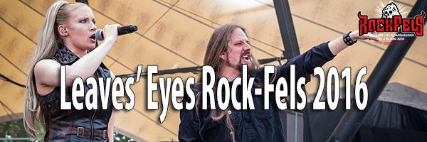 Fotos Leaves Eyes Rock-Fels 2016