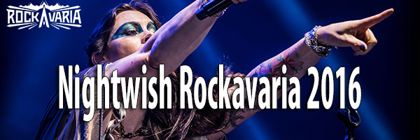 Fotos Nightwish Rockavaria 2016