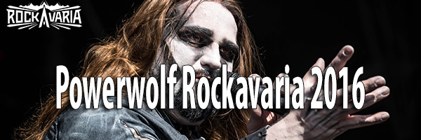 Fotos Powerwolf Rockavaria 2016