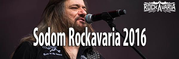 Fotos Sodom Rockavaria 2016