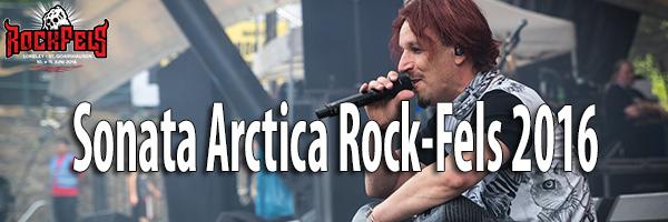 Fotos Sonata Arctica Rock-Fels 2016