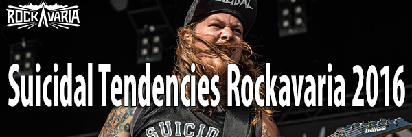 Fotos Suicidal Tendencies Rockavaria 2016