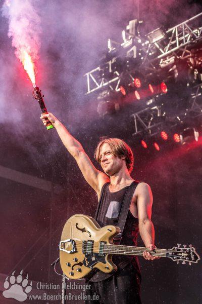 Rockavaria 2016 - Samstag