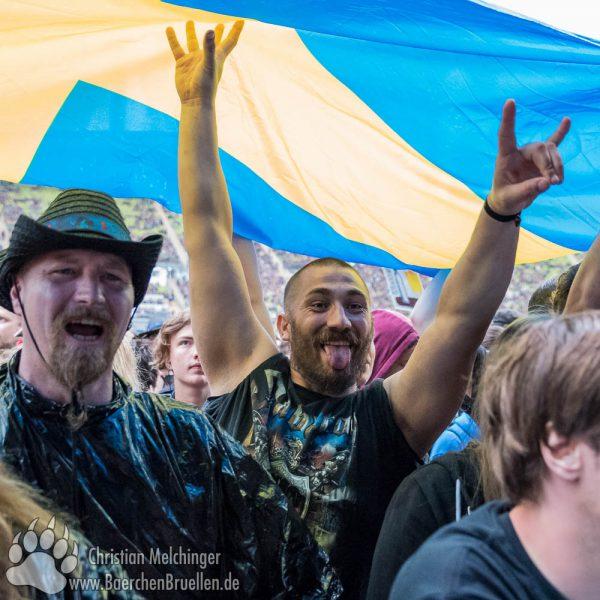 Rockavaria 2016 - Sonntag