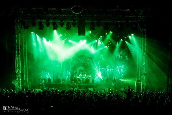 Slayer - Zeltfestival 2016 Mannheim