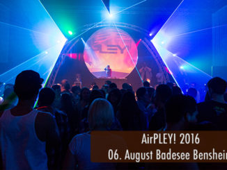 AirPLEY! 2016 Bensheim