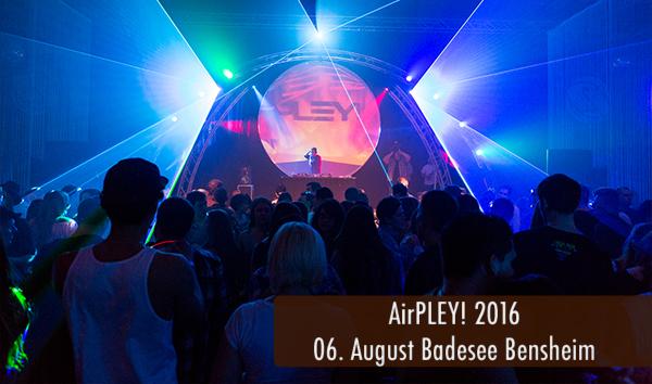 AirPLEY! 2016 Bensheim