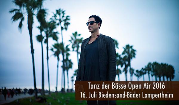 Tanz der Bässe Open Air 2016 Lampertheim