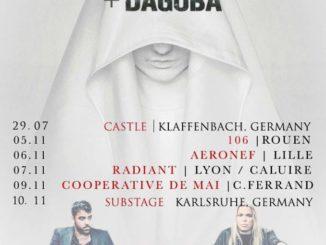 Apocalyptica Shadowmaker Tour 2016 Flyer